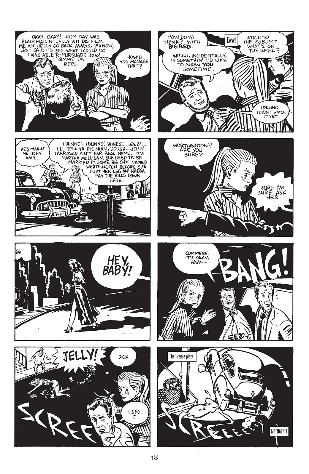 Stray Bullets Issue #18 #18 - English 20