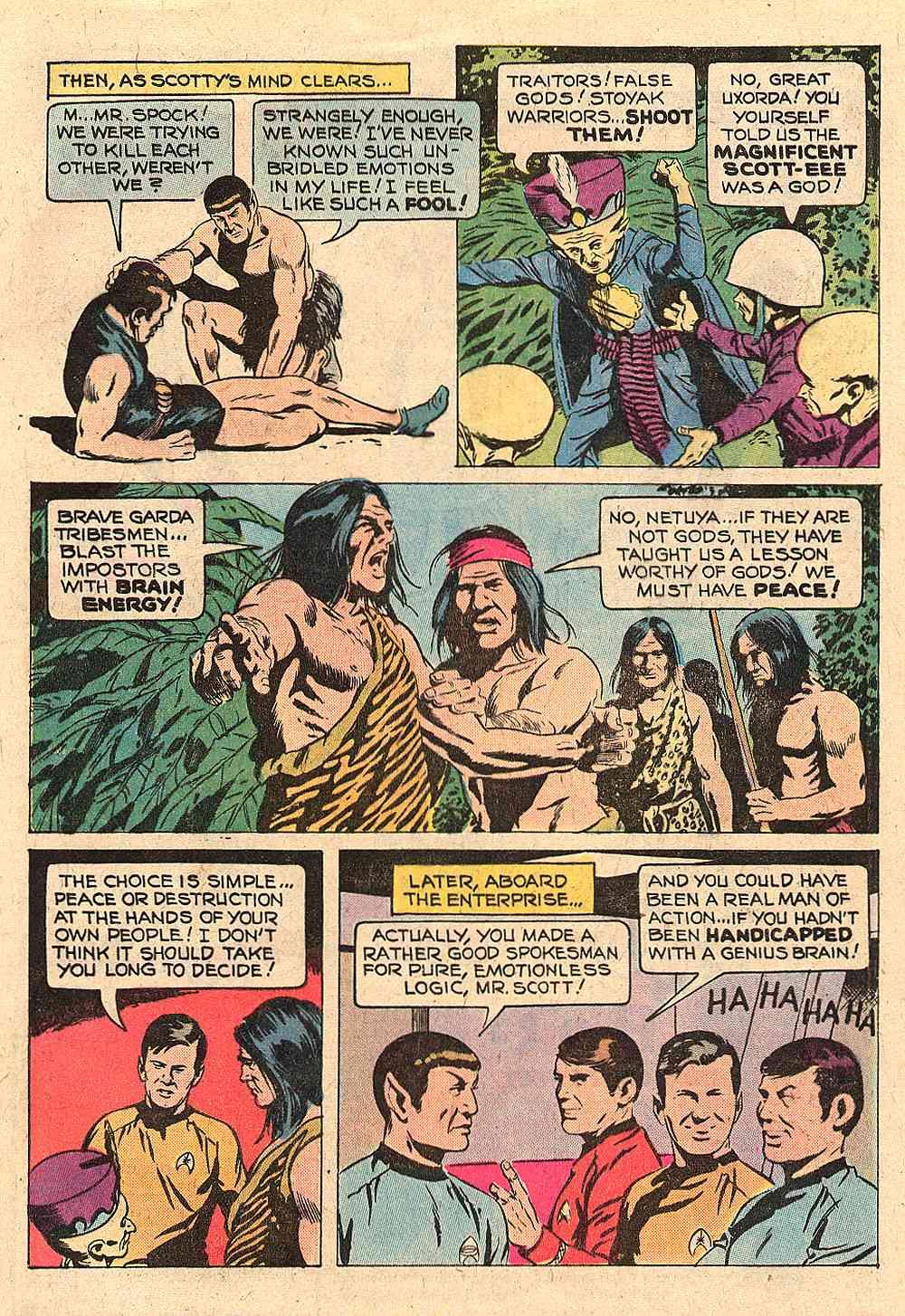 Star Trek (1967) #55 #55 - English 23