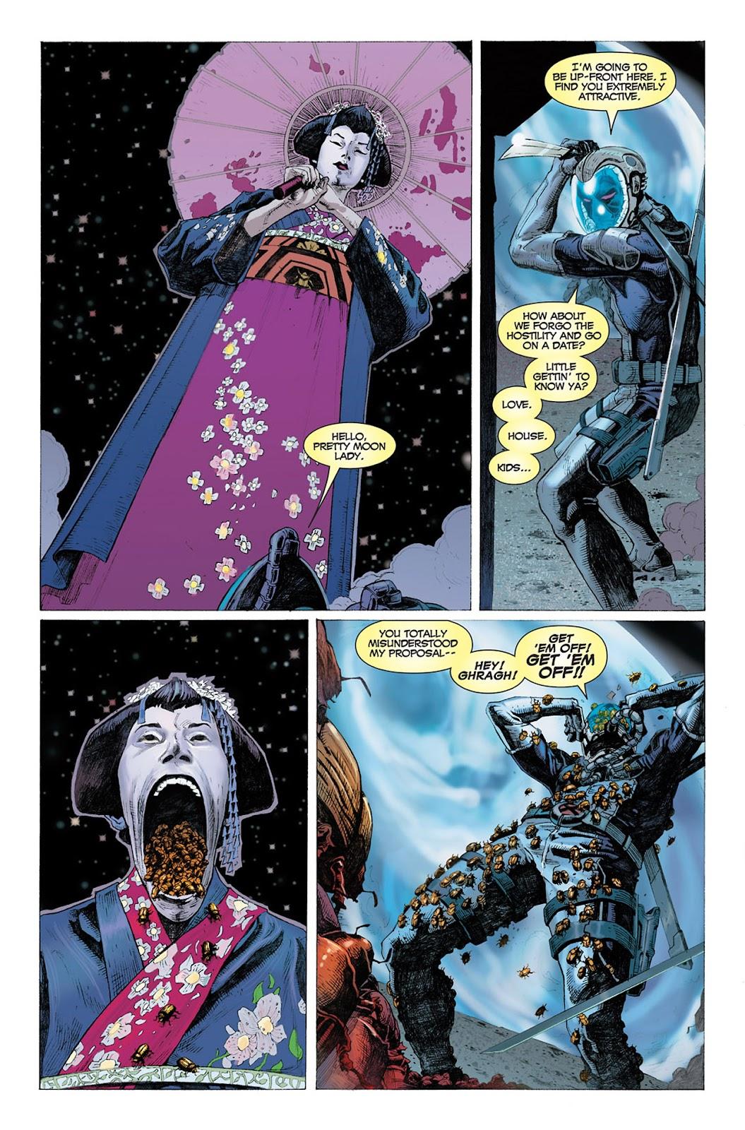 Uncanny X-Force (2010) Issue #2 #2 - English 21