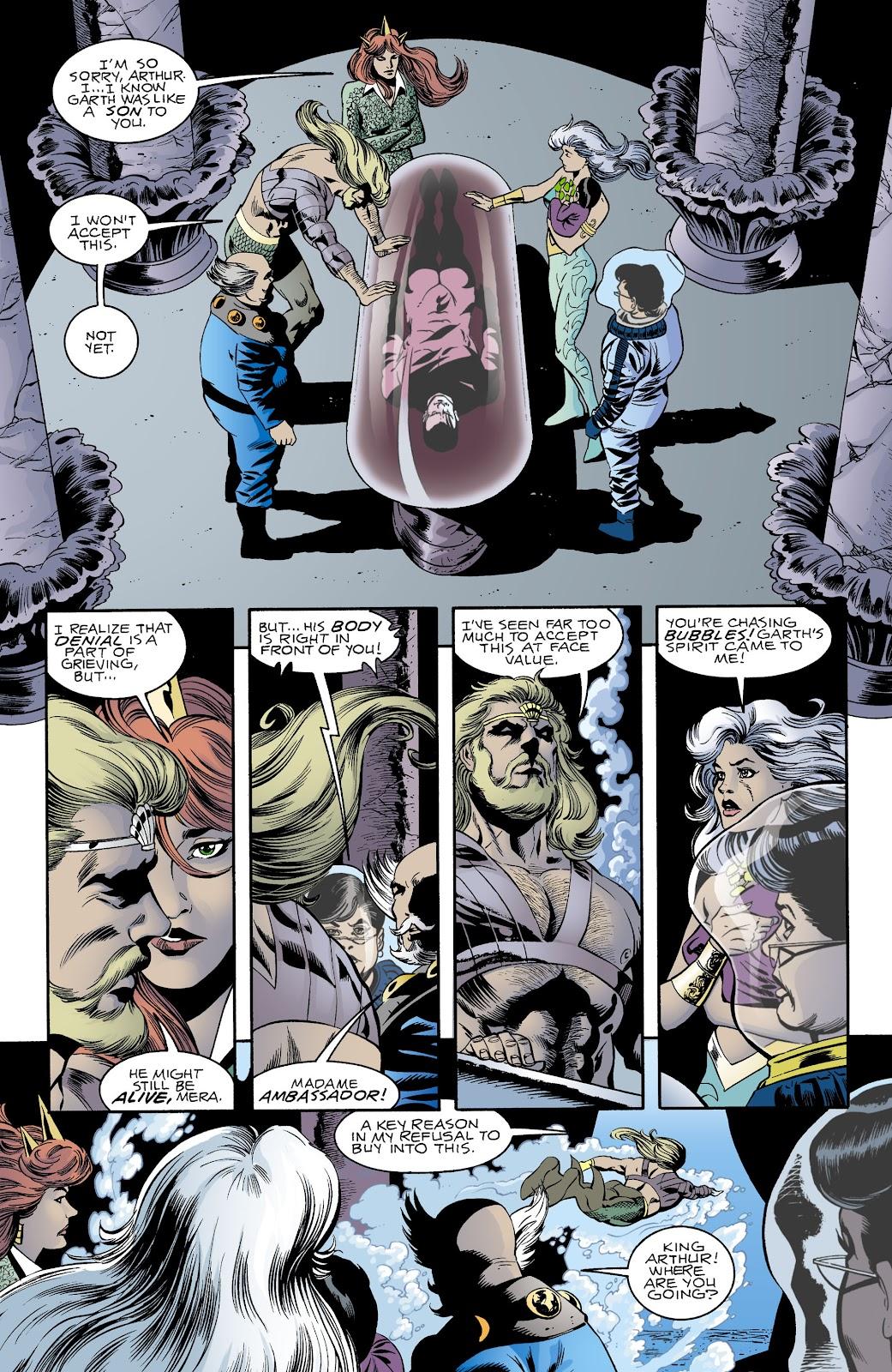 Aquaman (1994) Issue #74 #80 - English 13
