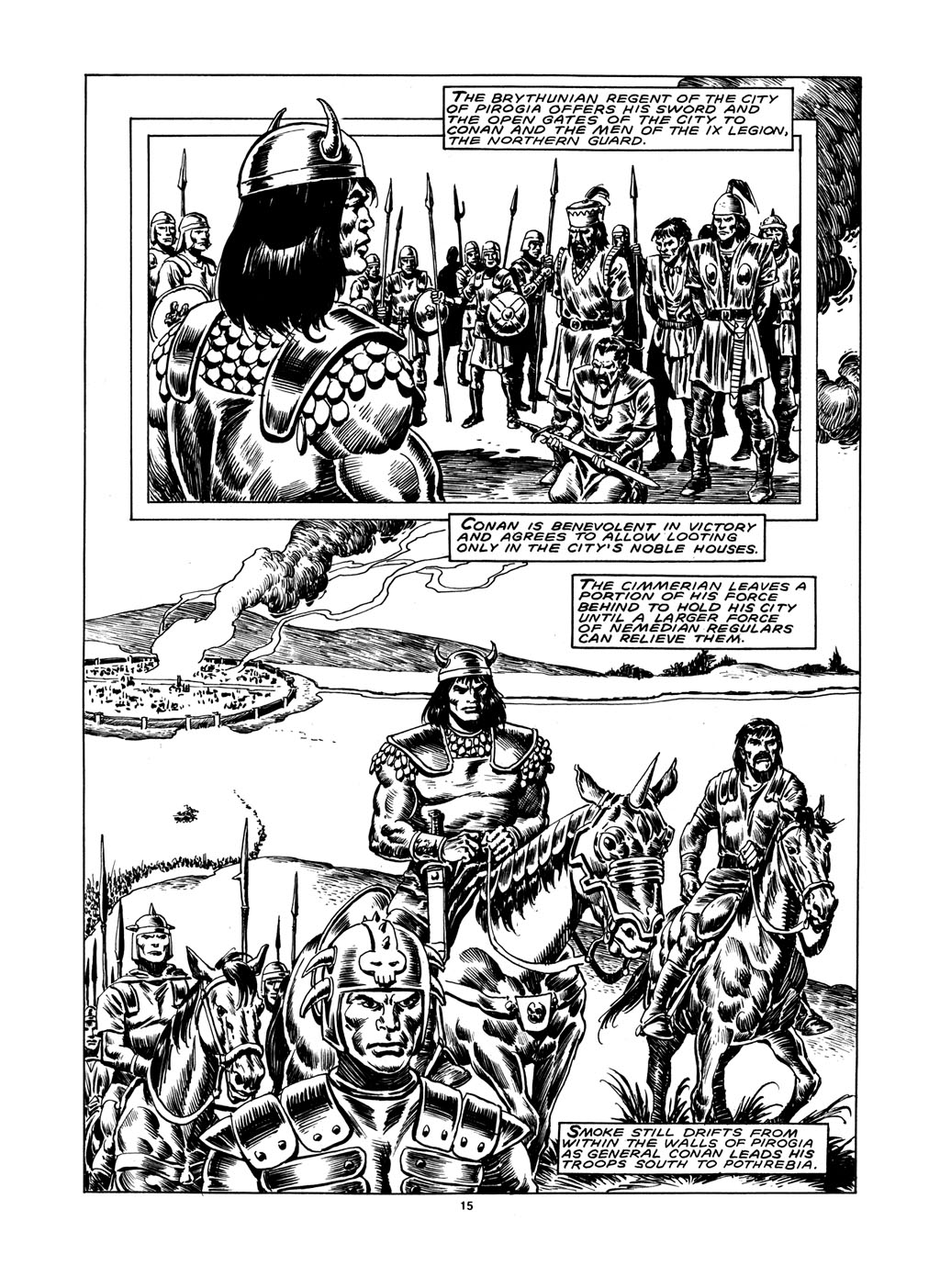 The Savage Sword Of Conan Issue #148 #149 - English 15