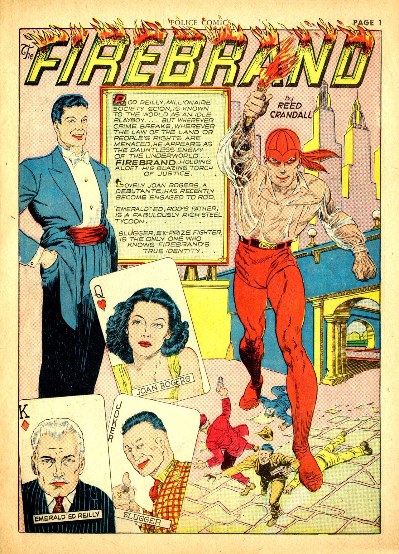 Police Comics #1 #127 - English 4