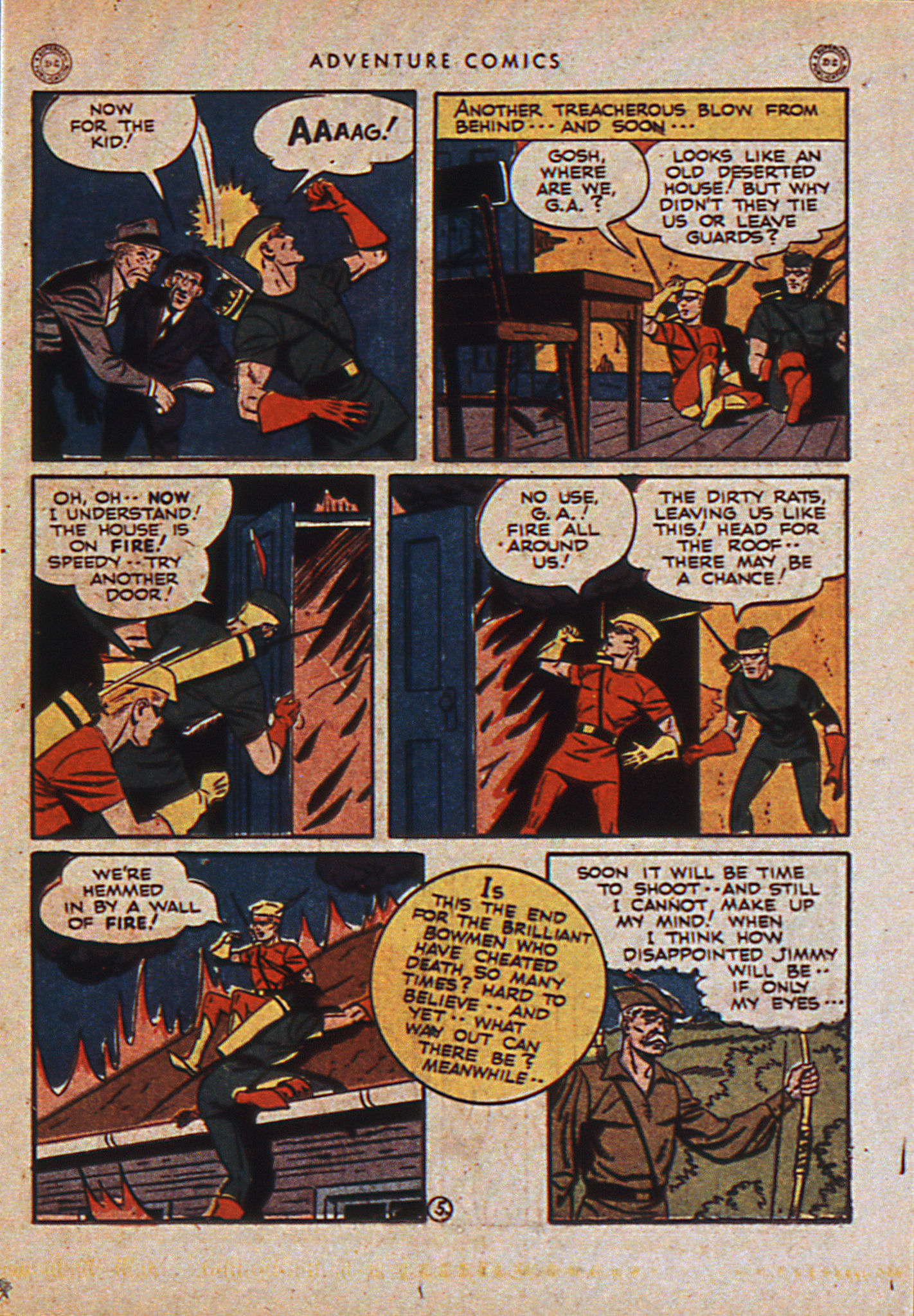 Read online Adventure Comics (1938) comic -  Issue #110 - 16