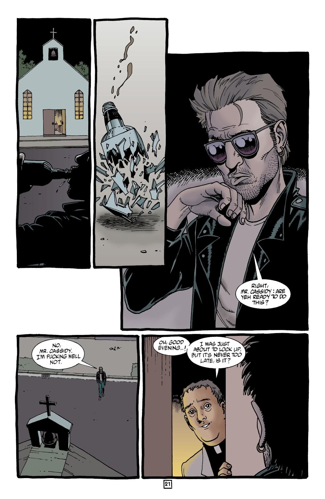 Preacher Issue #59 #68 - English 22