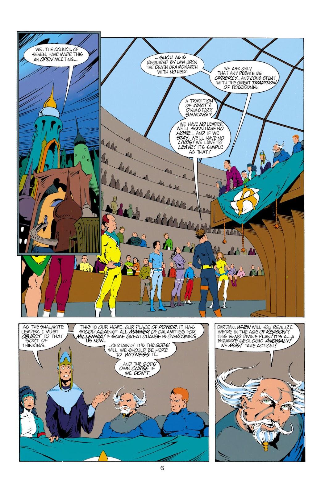 Aquaman (1994) Issue #11 #17 - English 6