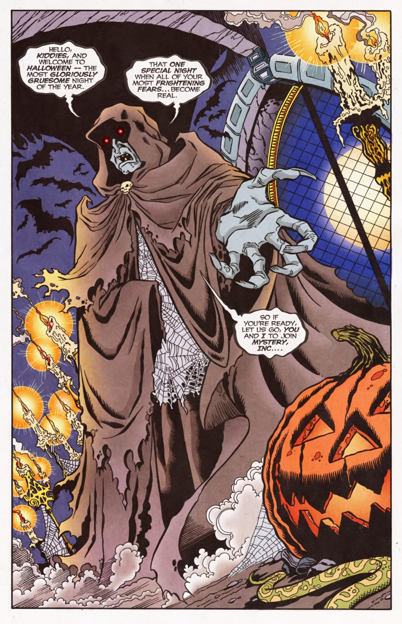 Read online Scooby-Doo (1997) comic -  Issue #137 - 2