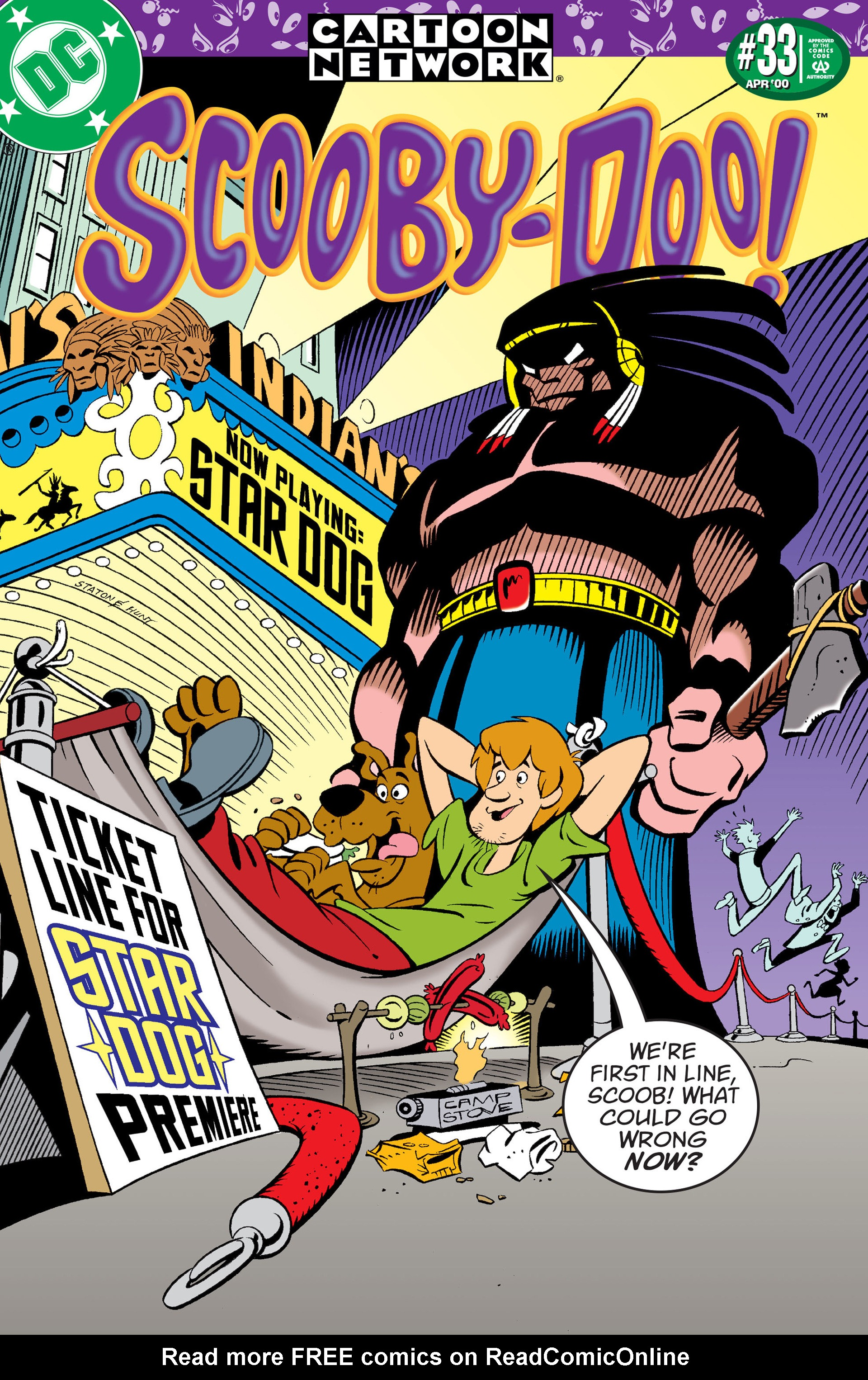 Read online Scooby-Doo (1997) comic -  Issue #33 - 1