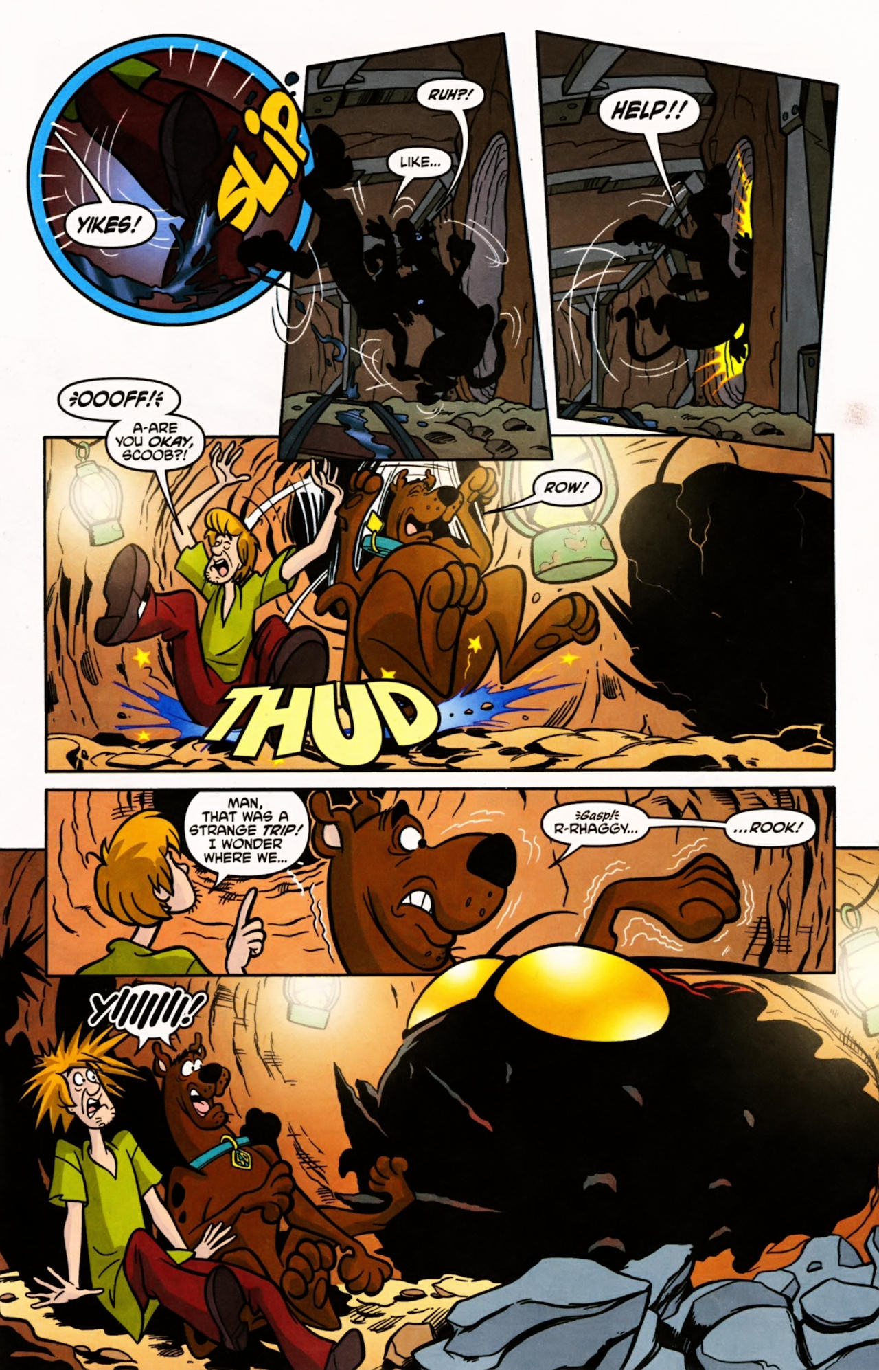 Read online Scooby-Doo (1997) comic -  Issue #149 - 11