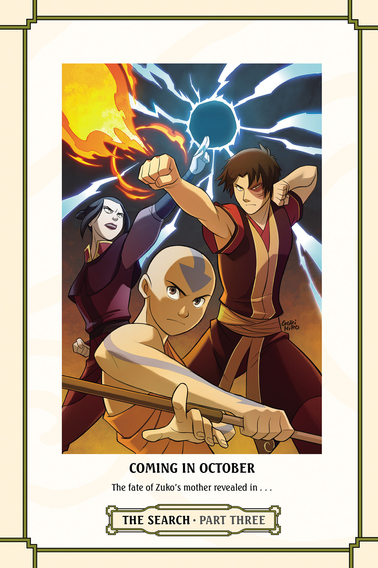 Read online Nickelodeon Avatar: The Last Airbender - The Search comic -  Issue # Part 2 - 78