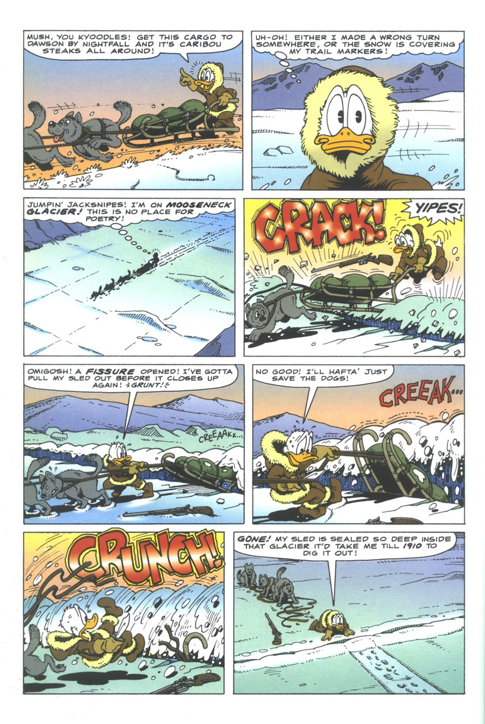 Uncle Scrooge (1953) Issue #350 #350 - English 8