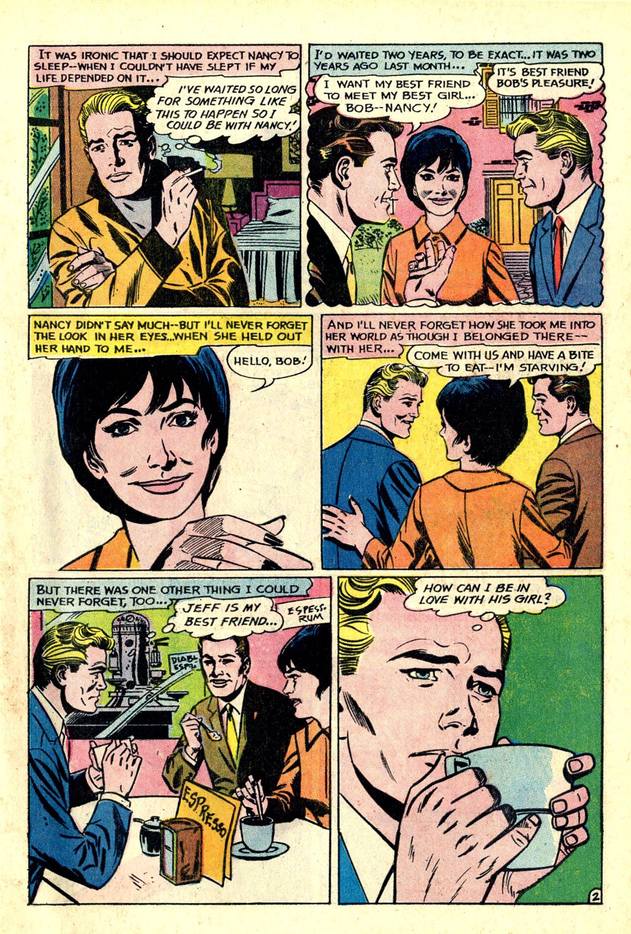 Read online Secret Hearts comic -  Issue #132 - 44