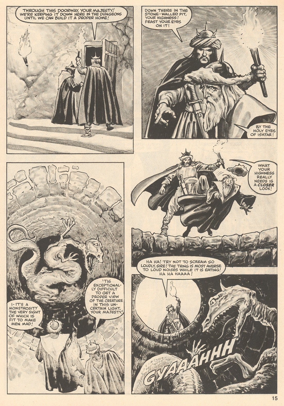 The Savage Sword Of Conan Issue #76 #77 - English 15