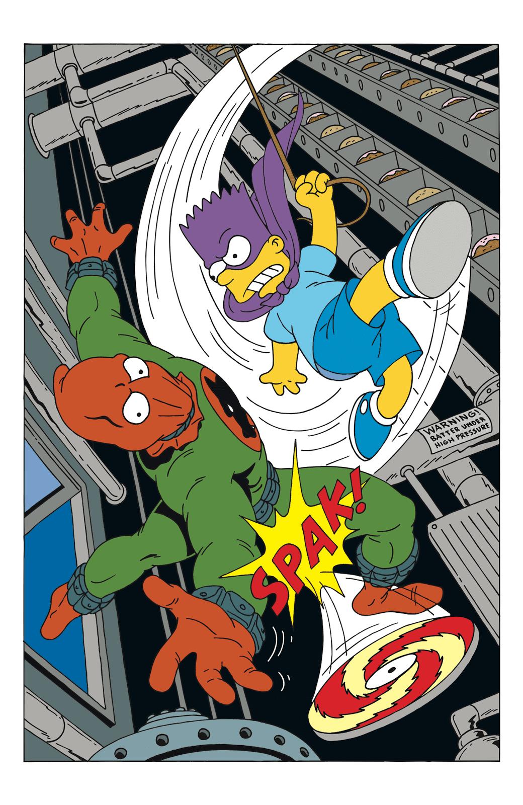 Read online Bartman comic -  Issue #2 - 20