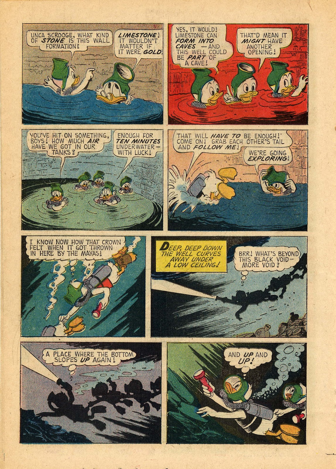 Uncle Scrooge (1953) Issue #44 #44 - English 18
