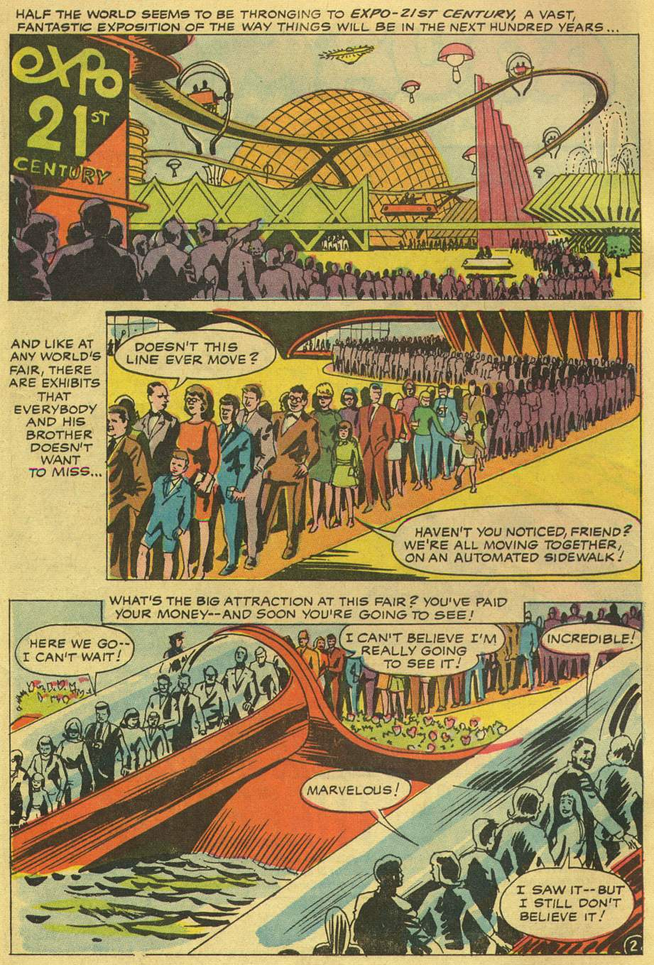 Aquaman (1962) Issue #36 #36 - English 4