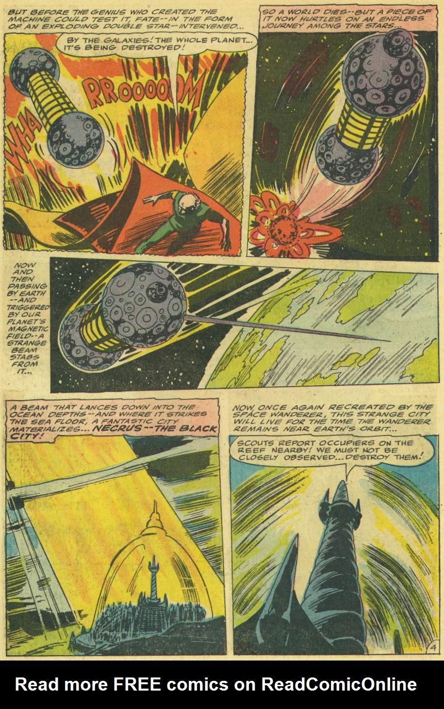 Aquaman (1962) Issue #30 #30 - English 6