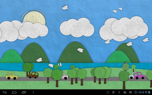 Paperland Pro Live Wallpaper apk free download