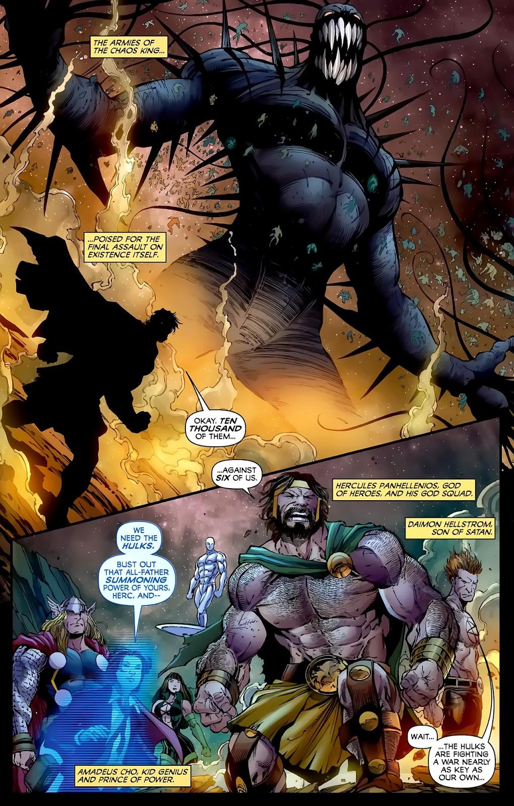 Incredible Hulks (2010) Issue #620 #10 - English 4