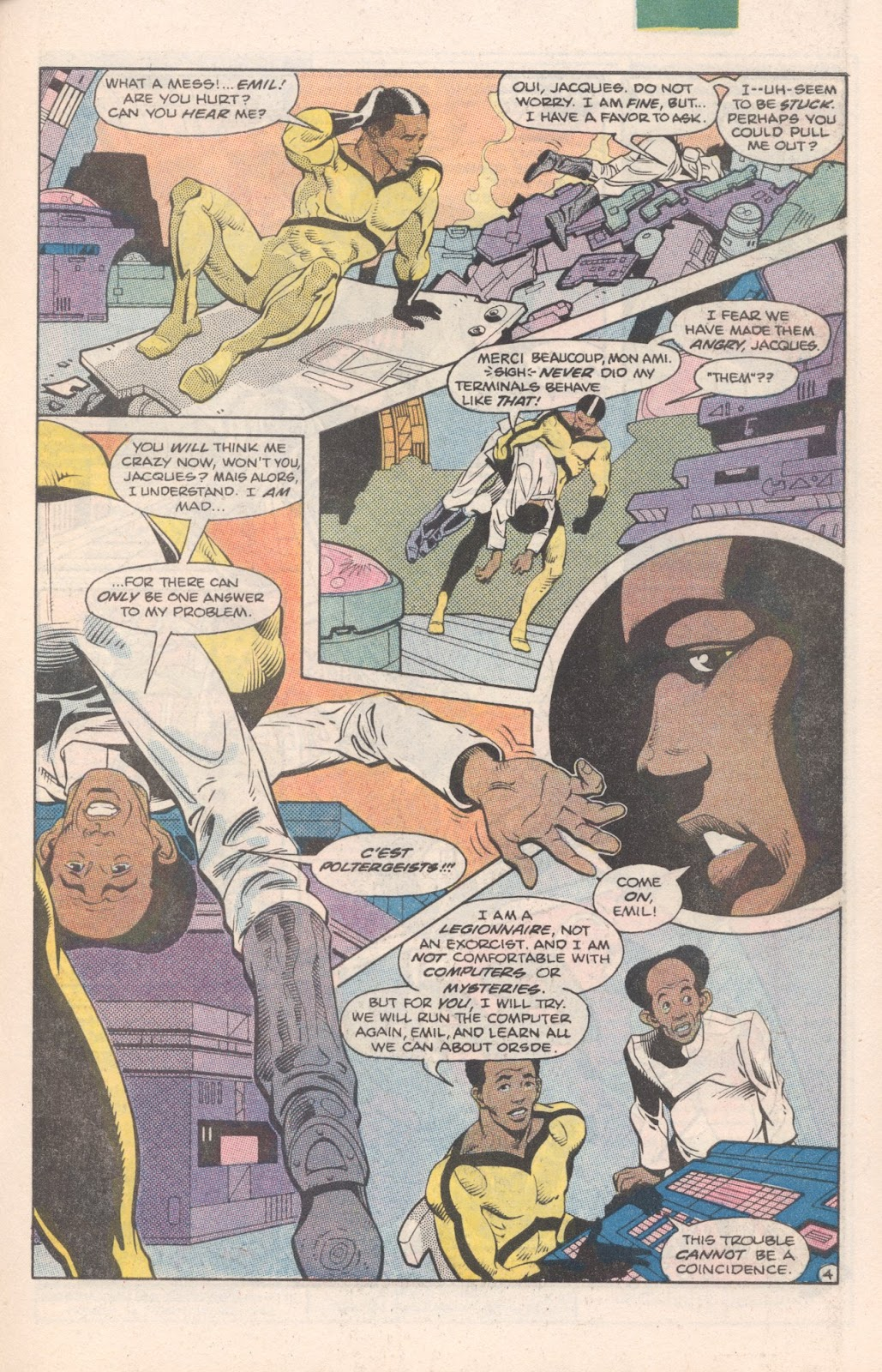 Tales of the Legion Issue #324 #11 - English 21