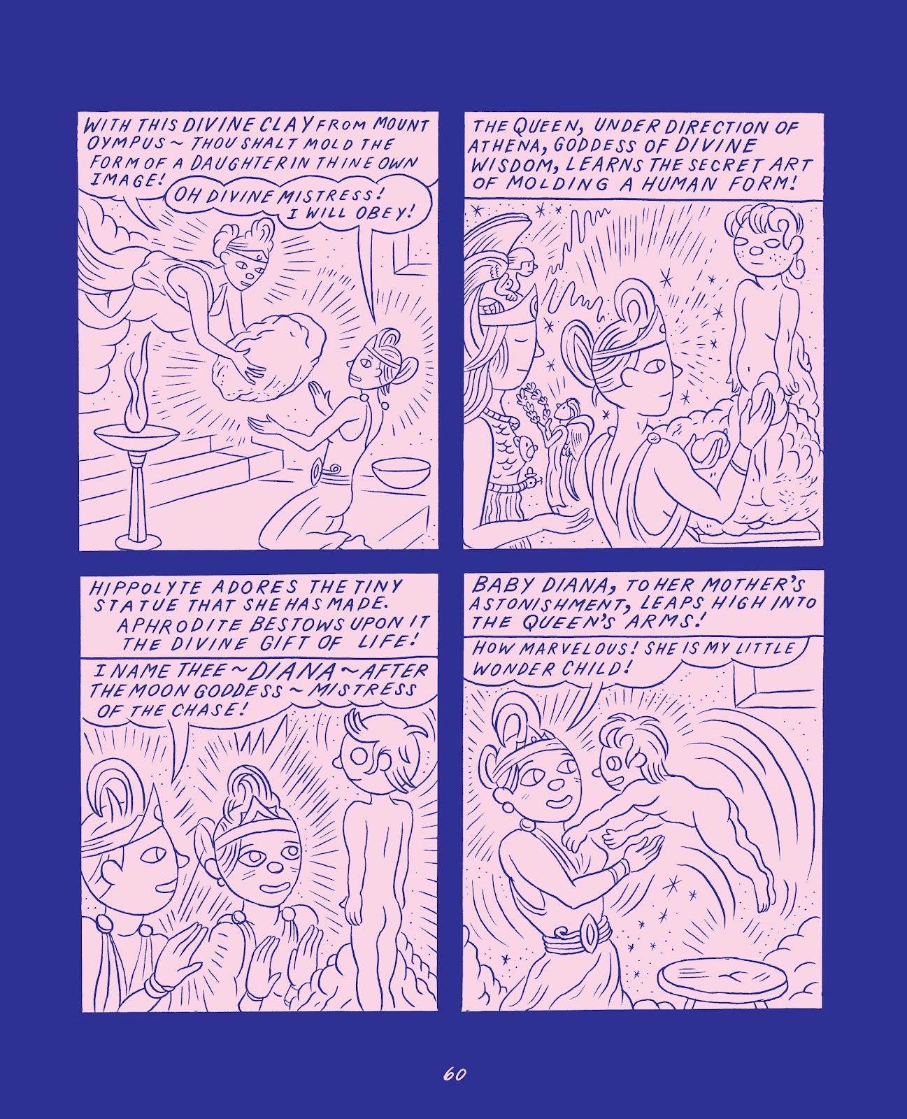What Parsifal Saw TPB #1 - English 64