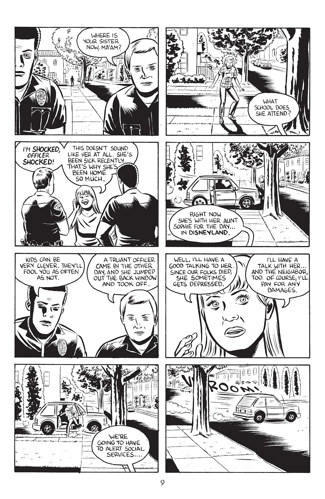 Stray Bullets Issue #27 #27 - English 11