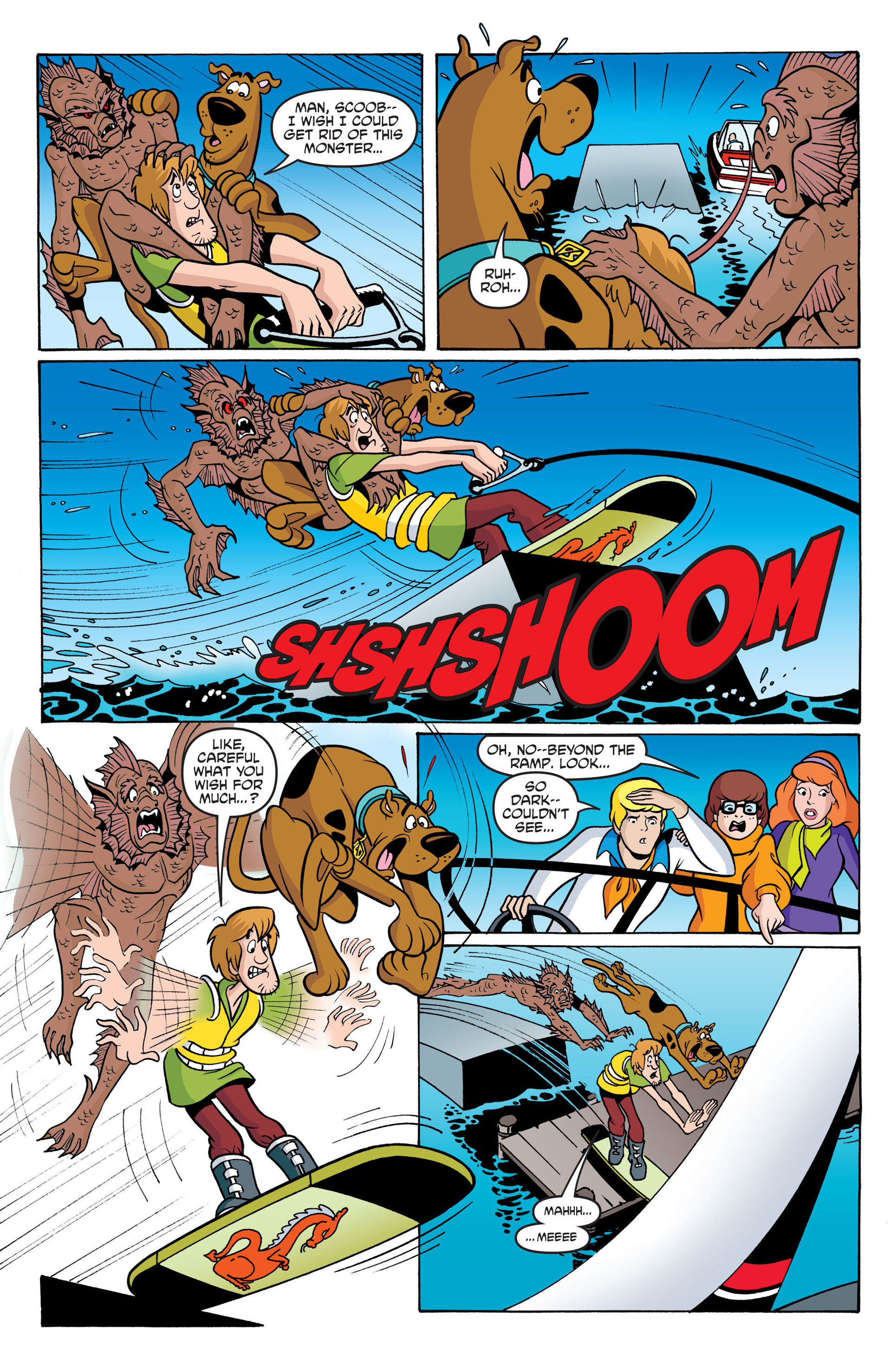Read online Scooby-Doo: Where Are You? comic -  Issue #42 - 20