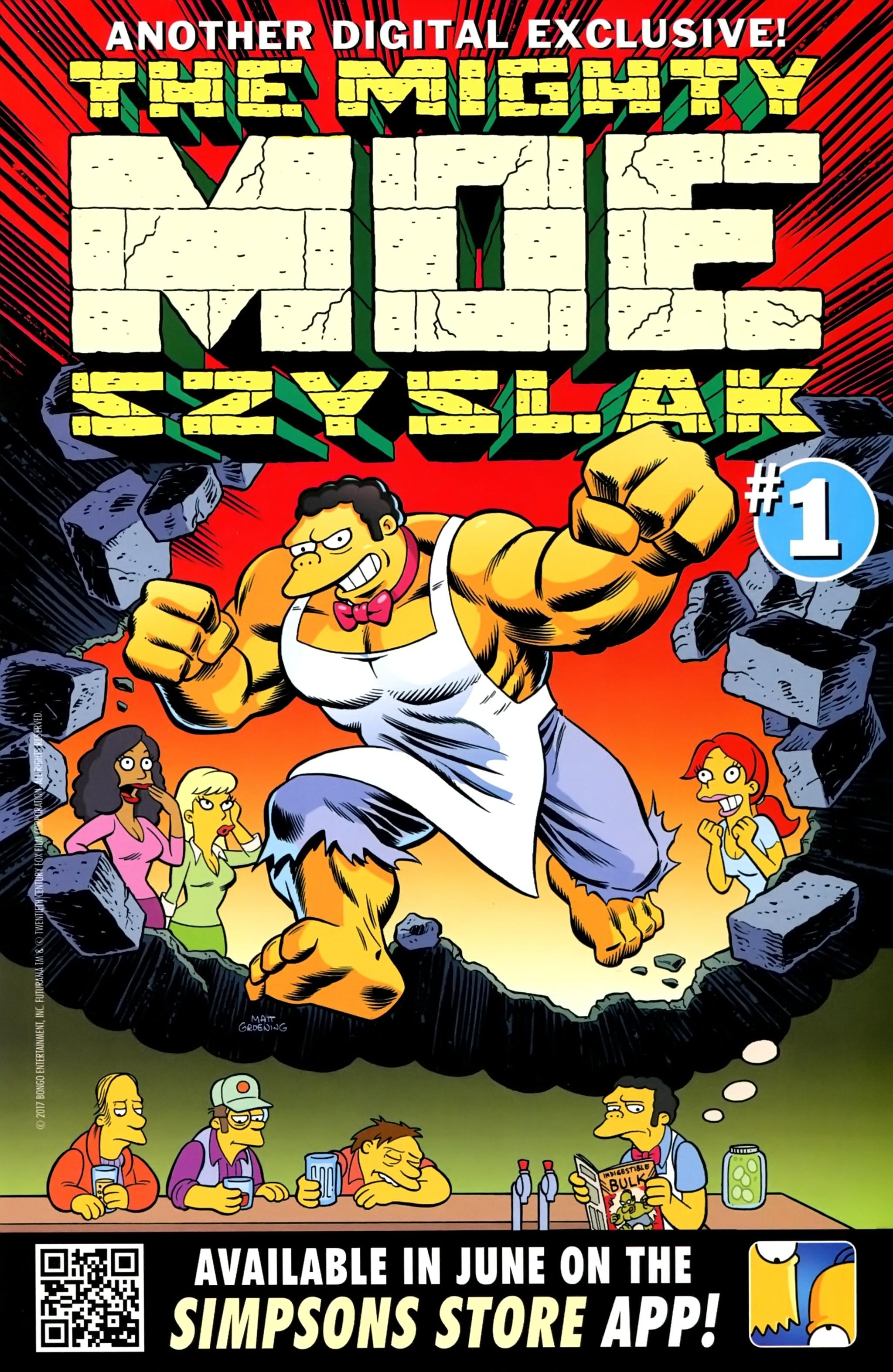 Read online Simpsons Comics comic -  Issue #239 - 27