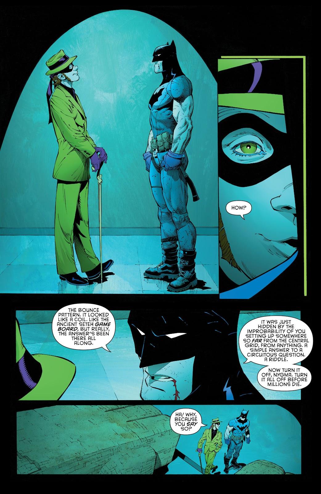 Batman (2011) Issue #32 #51 - English 20