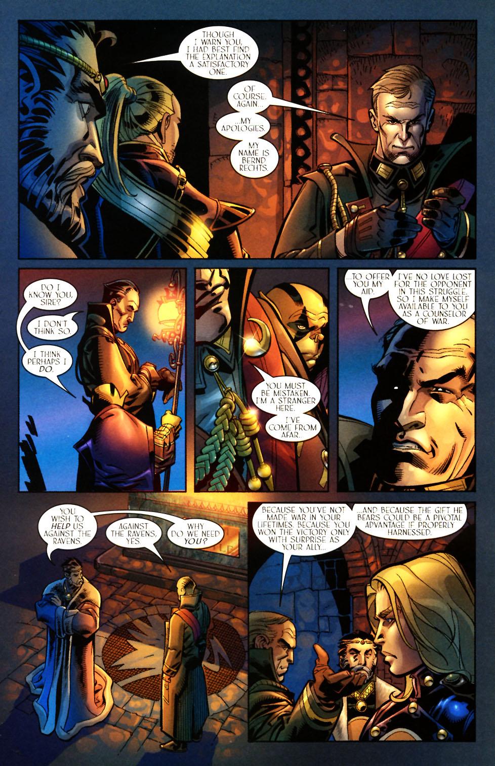 Read online Scion comic -  Issue #7 - 15