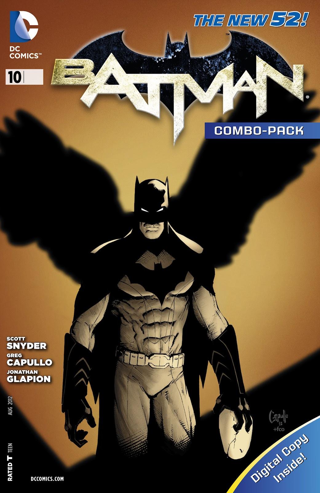 Batman (2011) Issue #10 #25 - English 32