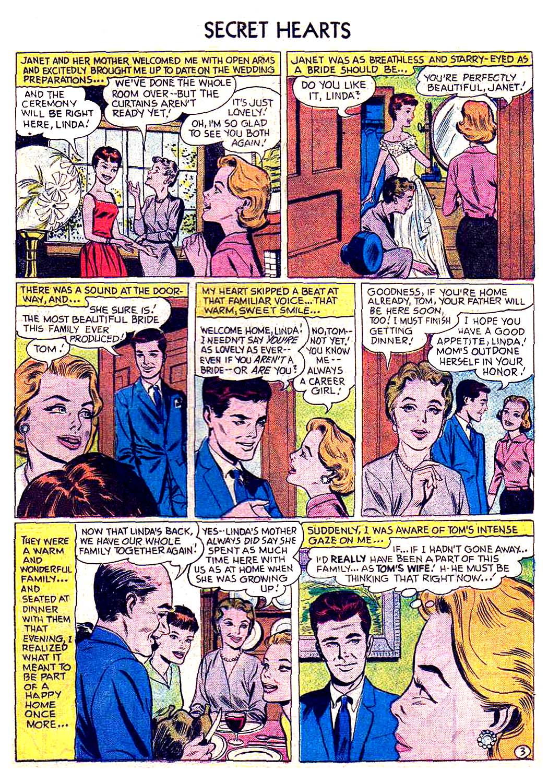 Read online Secret Hearts comic -  Issue #41 - 19