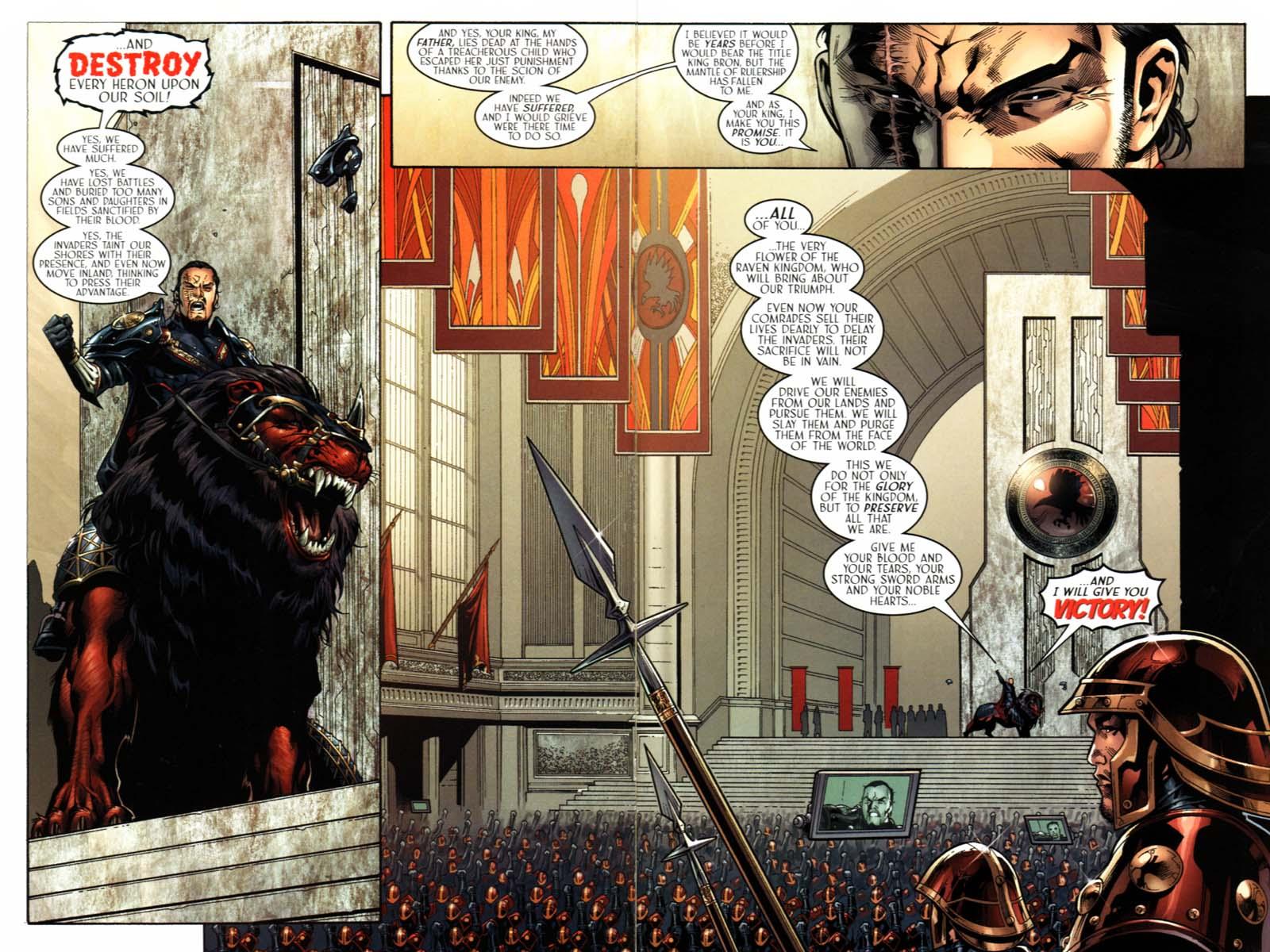 Read online Scion comic -  Issue #20 - 6