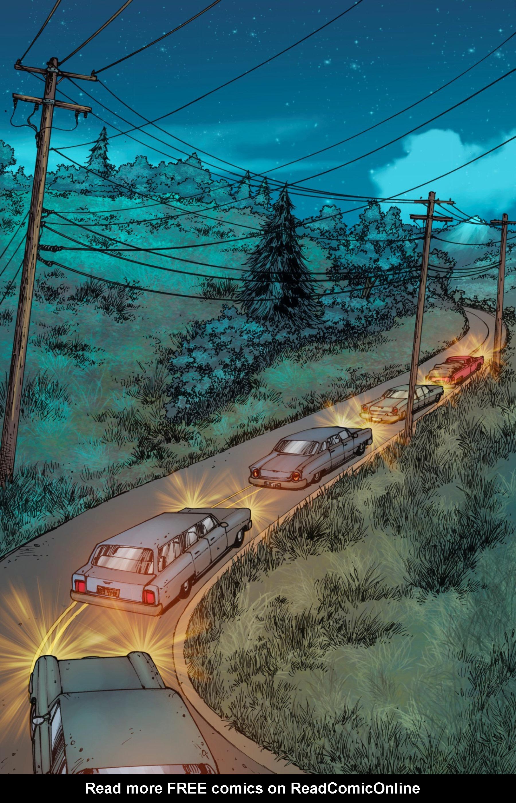 Read online Z-Men comic -  Issue #3 - 5