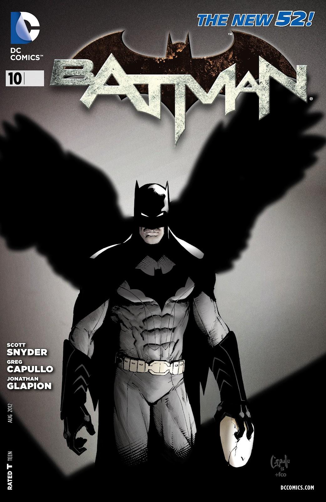 Batman (2011) Issue #10 #25 - English 1