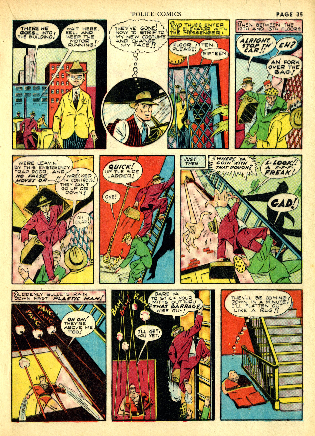 Police Comics #1 #127 - English 38
