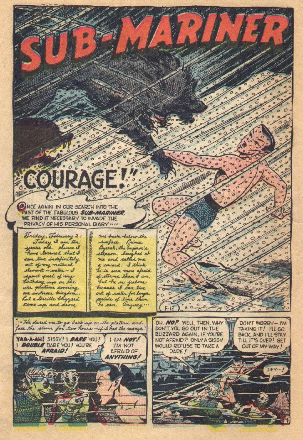 Sub-Mariner Comics #36 #36 - English 12