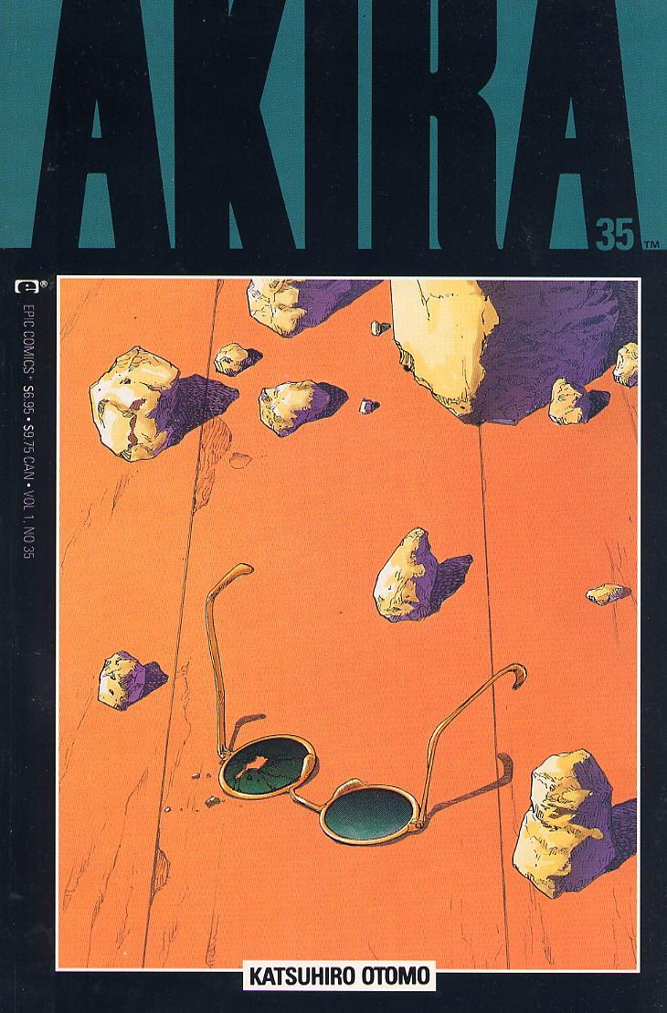 Akira 35 Page 1