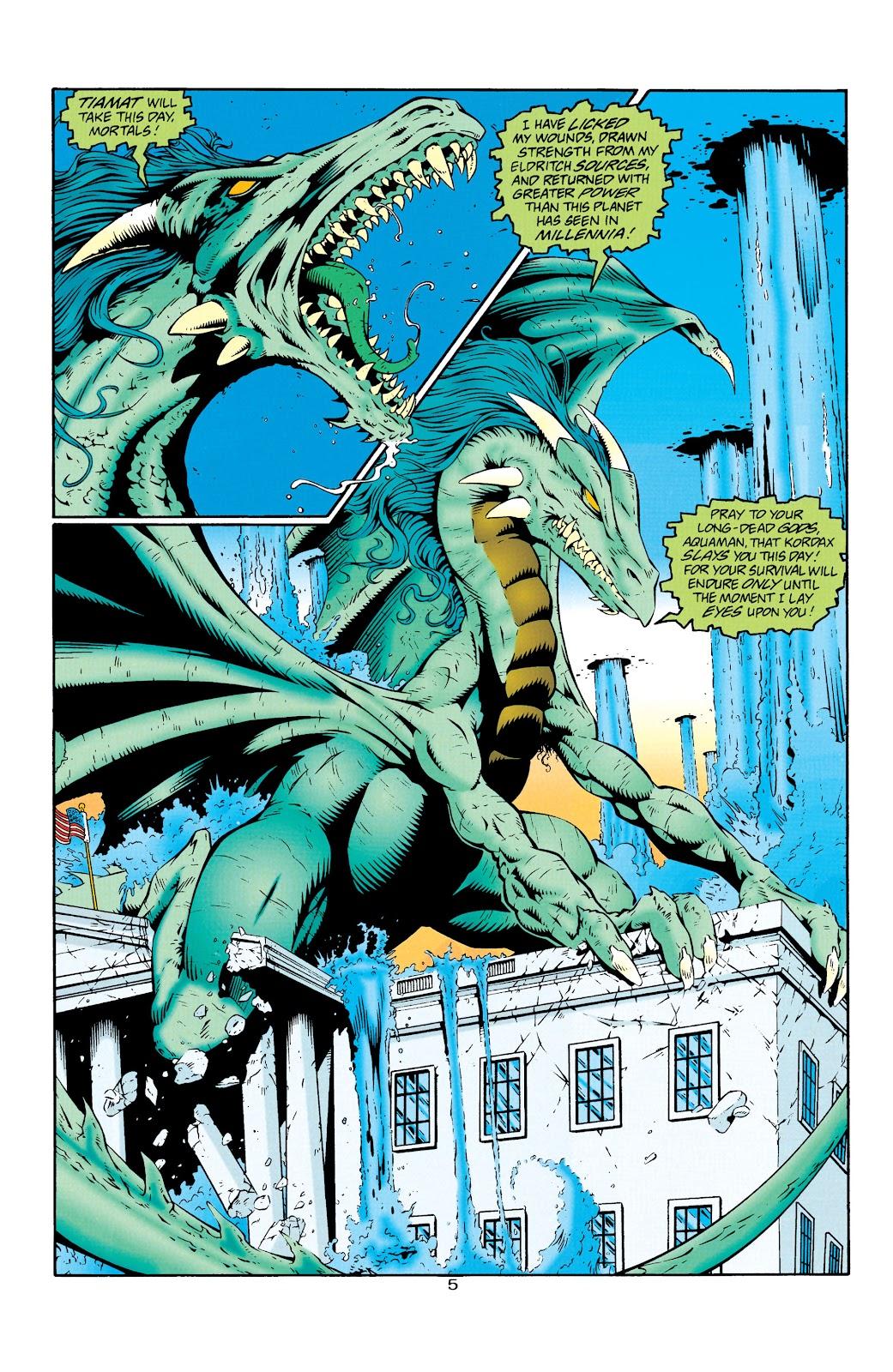 Aquaman (1994) Issue #25 #31 - English 6