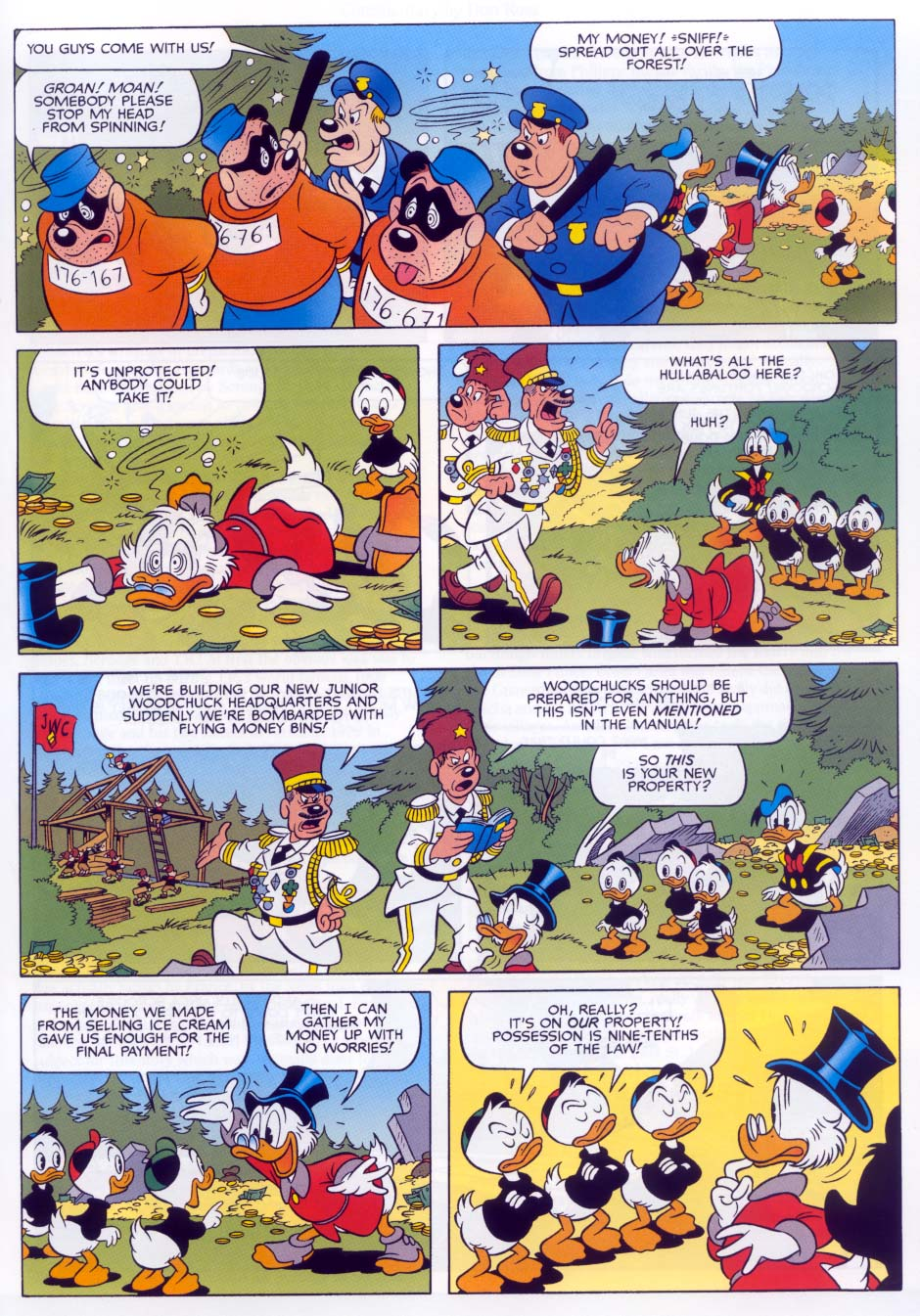 Uncle Scrooge (1953) Issue #332 #332 - English 65