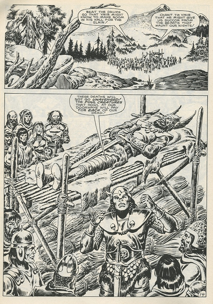 The Savage Sword Of Conan Issue #141 #142 - English 20