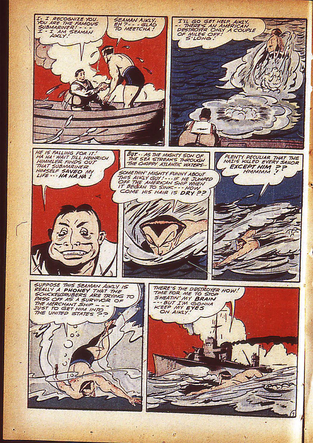 Sub-Mariner Comics Issue #10 #10 - English 31