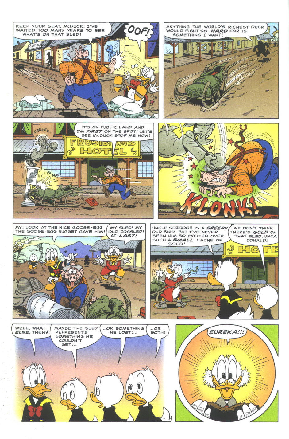 Uncle Scrooge (1953) Issue #350 #350 - English 28