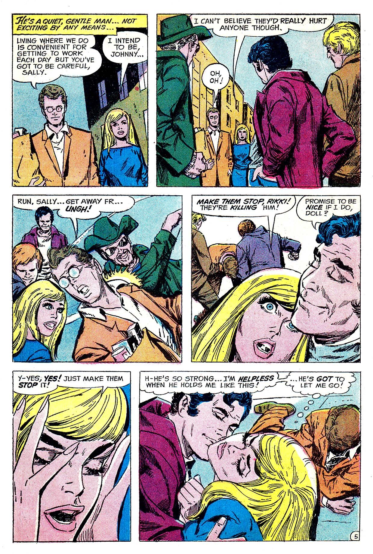 Read online Secret Hearts comic -  Issue #135 - 7