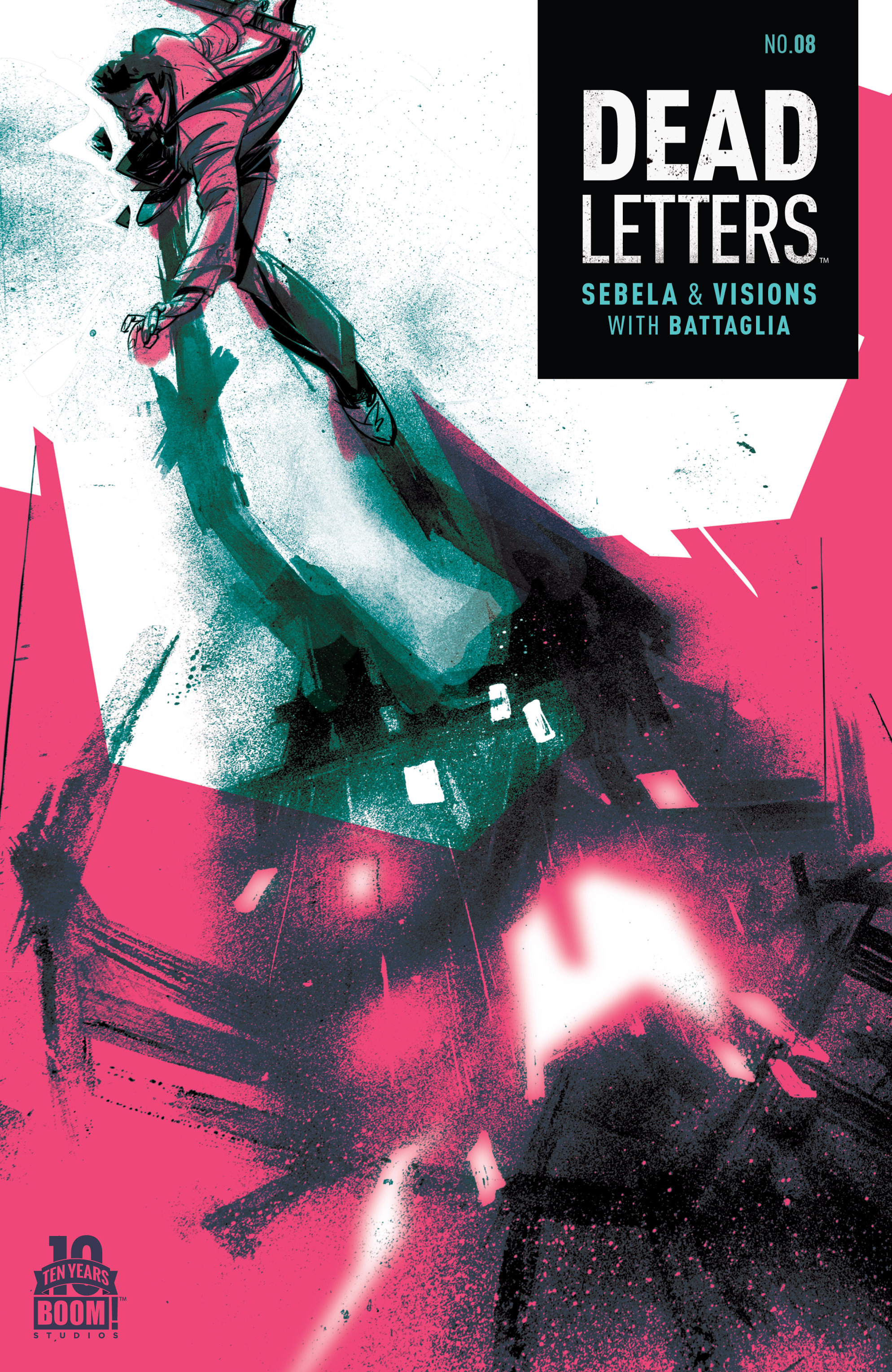 Read online Dead Letters comic -  Issue #8 - 1