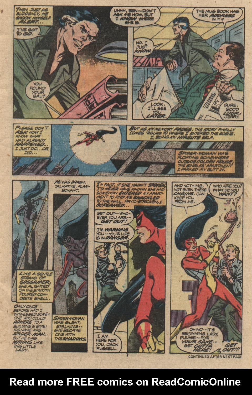 Spider-Woman (1978) #6 #45 - English 6