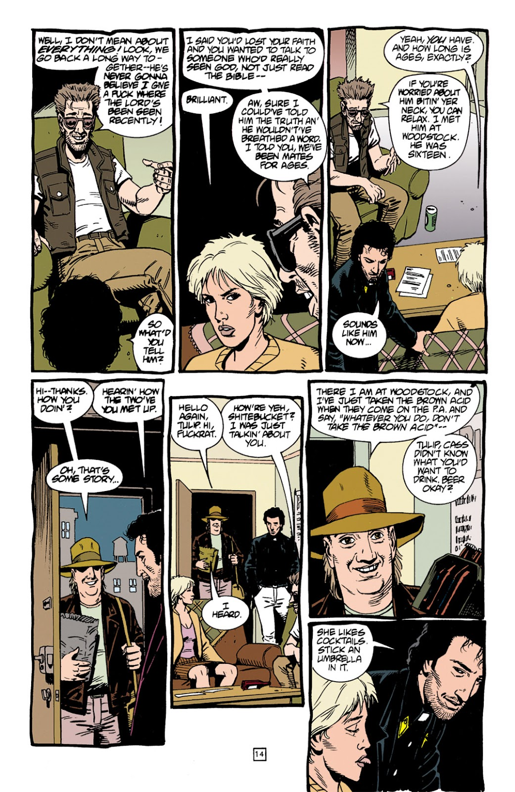 Preacher Issue #6 #15 - English 15