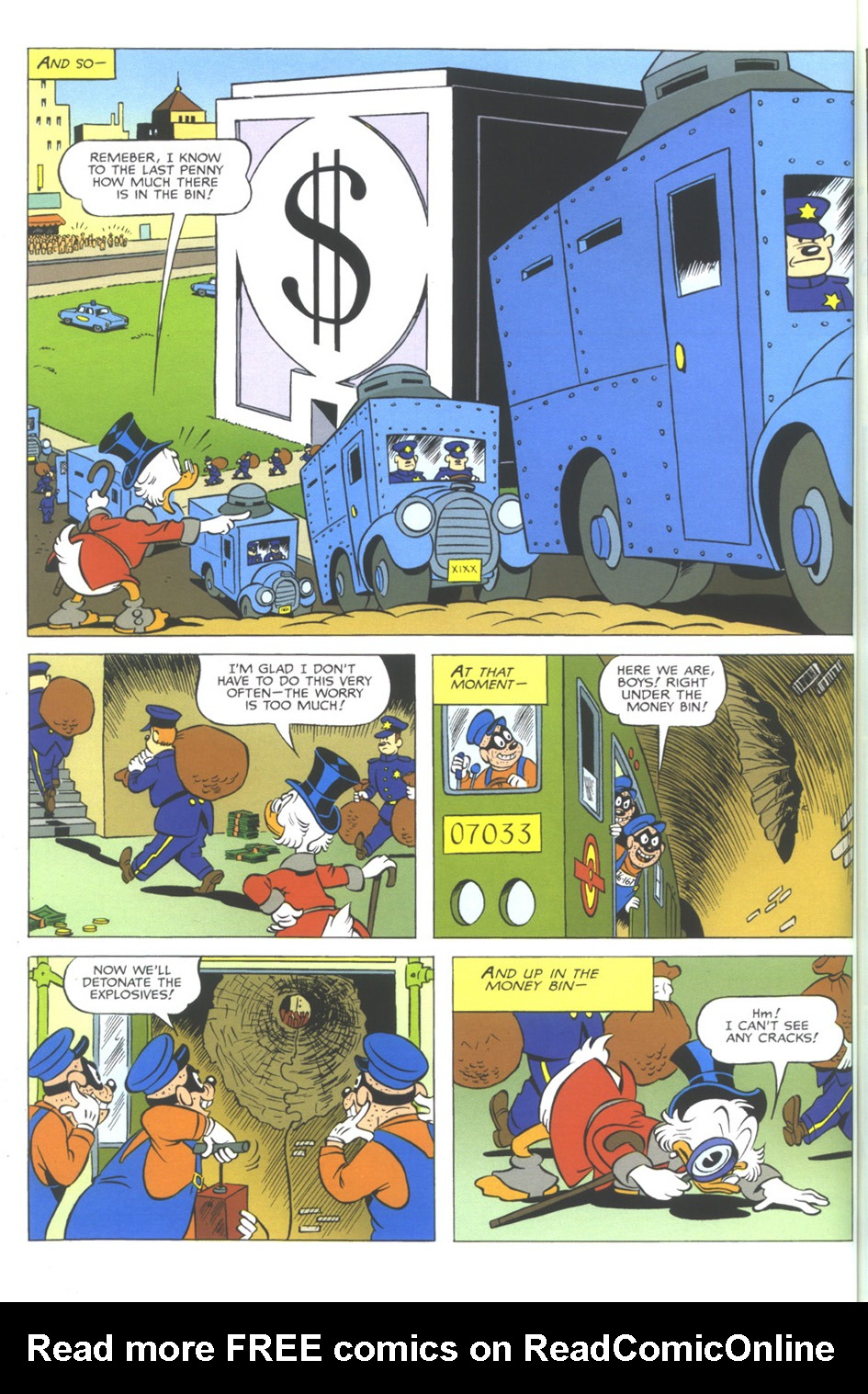 Uncle Scrooge (1953) Issue #341 #341 - English 38