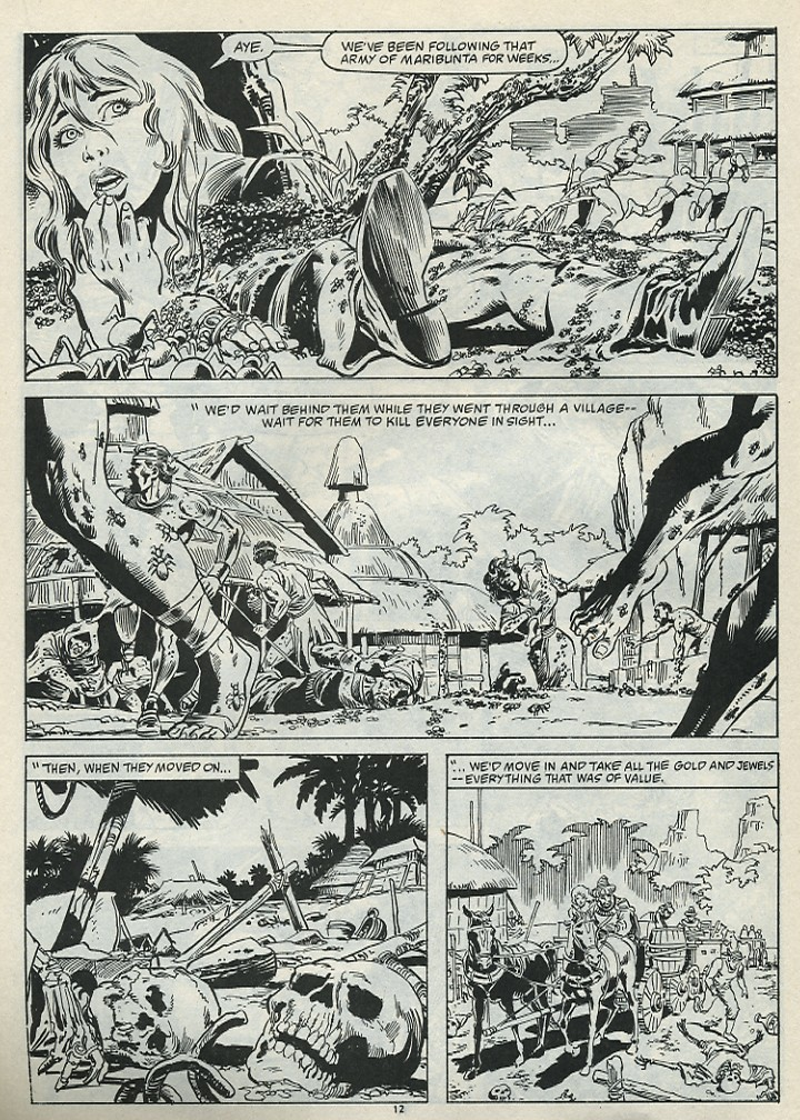 The Savage Sword Of Conan Issue #182 #183 - English 14
