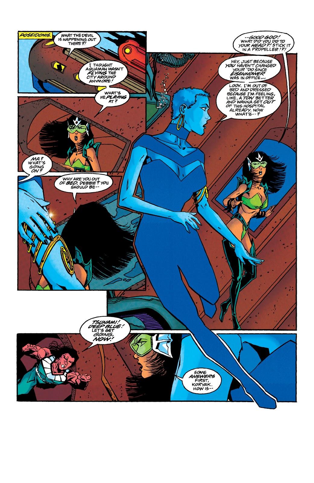 Aquaman (1994) Issue #41 #47 - English 2