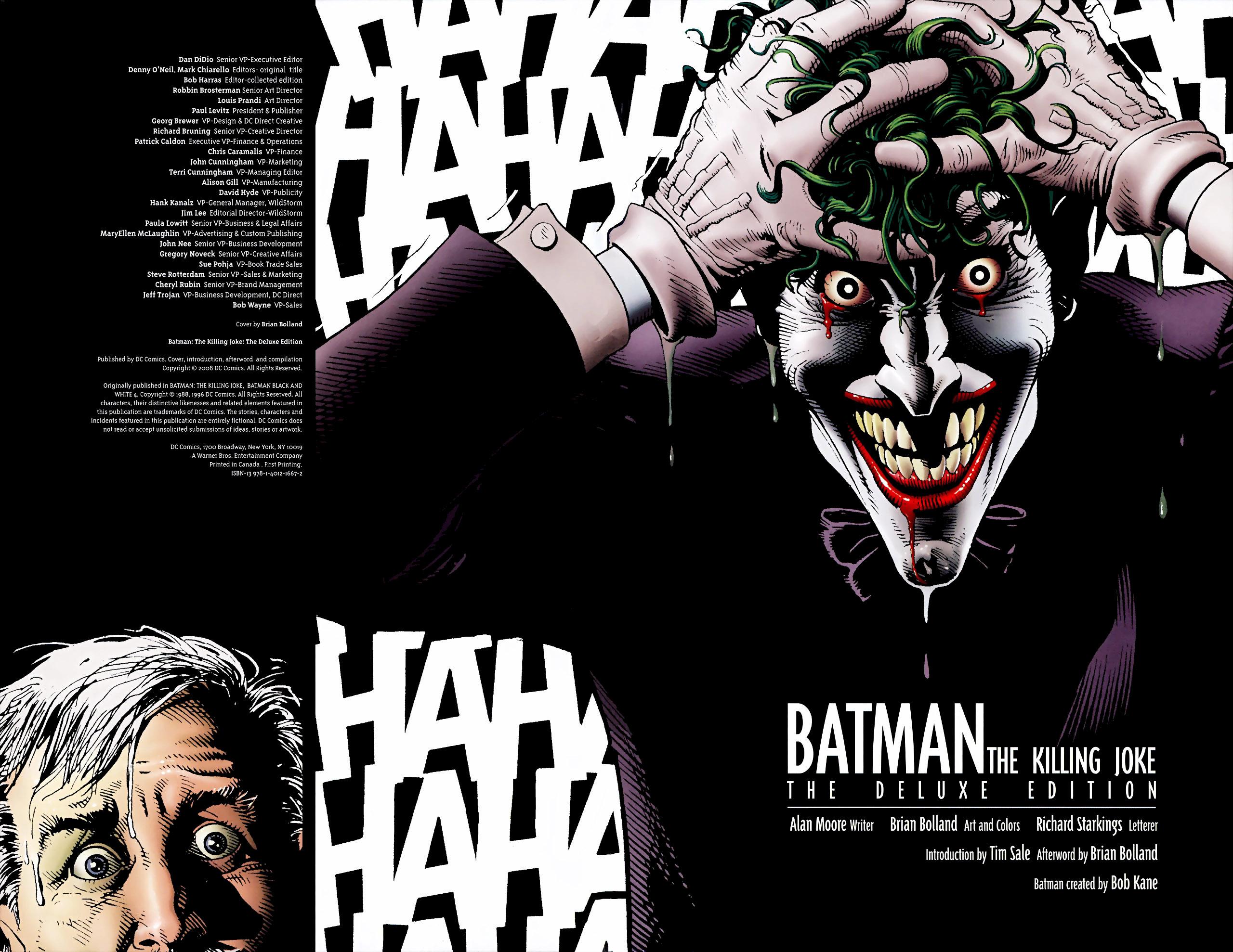 Batman: The Killing Joke chap 1 pic 5